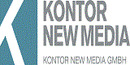 Logo Kontor New Media GmbH in Hamburg